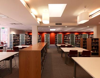 melbourne girls' grammar nina crone library