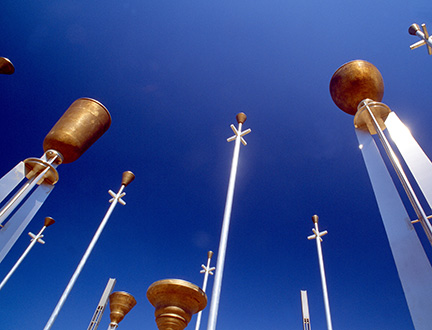 federation field of bells